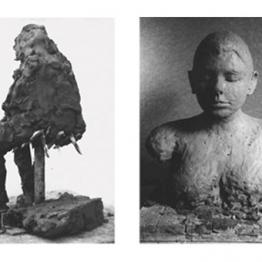 Diverse beeldhouwwerken